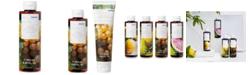KORRES Santorini Grape Renewing Body Cleanser, 8.45-oz.