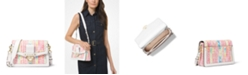 Michael Kors Jessie Flap Shoulder Bag