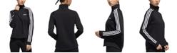 adidas Women's Essentials Fleece Quarter-Zip Top