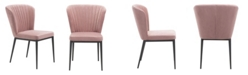 Zuo Tolivere Dining Chair, Set of 2
