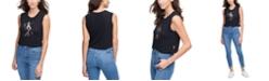Calvin Klein Jeans Cotton Logo Tank Top