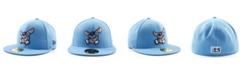 New Era Wilmington Blue Rocks MiLB 59FIFTY Cap