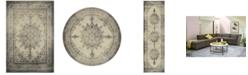 JHB Design Tidewater Medallion Ivory/ Grey Area Rugs