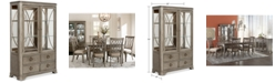 Furniture Kelly Ripa Home Hayley China Cabinet