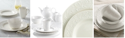 Lenox Dinnerware, Opal Innocence Carved Collection