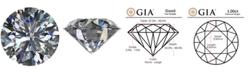 Macy's GIA Certified Diamond Round (1 ct. t.w.)