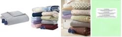 Shavel Micro Flannel® 7 Layers of Warmth Twin Electric Blanket