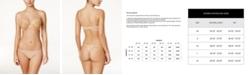 Calvin Klein Sheer Marquisette Lightly Lined Demi Bra & G-String