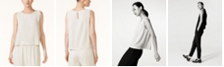 Eileen Fisher Silk Shell, Regular & Petite