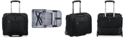 Delsey CLOSEOUT! Helium 360 2-Wheel Under-Seat Carry-On Suitcase, Created for Macy's
