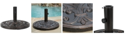Noble House Marcos Outdoor Umbrella Base
