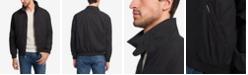 Weatherproof Men's Big & Tall Lightweight Full-Zip Bomber Jacket