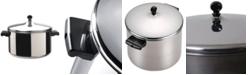Farberware Classic Series Stainless Steel 6-Qt. Saucepot & Lid
