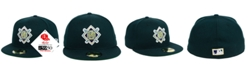 New Era Milwaukee Brewers Retro Stock 59FIFTY FITTED Cap