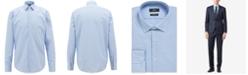 Hugo Boss BOSS Men's Regular/Classic-Fit Cotton Poplin Shirt