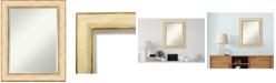 Amanti Art French Rustic 18x22 Wall Mirror