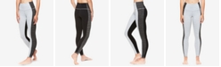 Gaiam X Jessica Biel High-Rise Colorblocked Ankle Leggings