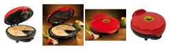 Nostalgia 6-Wedge Electric Quesadilla Maker With Extra Stuffing Latch
