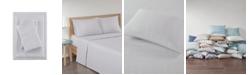 Sleep Philosophy True North Cotton Flannel 4-Piece Queen Sheet Set