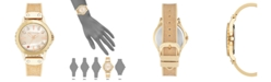 Juicy Couture Woman's 1012RMLP Silicon Strap Watch