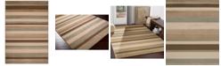 "Surya Paramount PAR-1038 Khaki 6'7"" x 9'6"" Area Rug"
