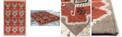 "Liora Manne' Riviera 7645 Kilim 3'3"" x 4'11"" Indoor/Outdoor Area Rug"