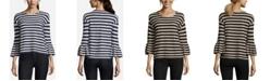 John Paul Richard Striped Sweater