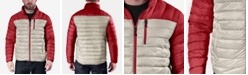 Hawke & Co. Outfitter Men's Colorblocked Packable Down Jacket