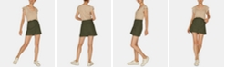 Sanctuary Surplus Button-Front Mini Skirt