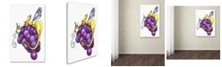 "Trademark Global Jennifer Nilsson Friendship is Sweet Canvas Art - 11"" x 14"" x 0.5"""