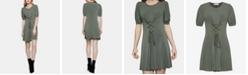 BCBGeneration Corset-Front A-Line Dress