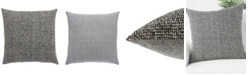 Jaipur Living Chanel Textured Poly Throw Pillow