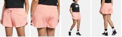 Nike Plus Size Sportswear Cotton Shorts