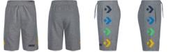 Converse Big Boys Chevron Logo Drawstring Shorts