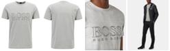 Hugo Boss BOSS Men's Tee Logo Crew-Neck T-Shirt
