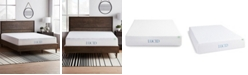 "Lucid 12"" Ventilated Gel Memory Foam Mattress - Queen"