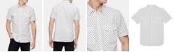 Calvin Klein Men's Dot-Print Shirt