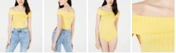 Polly & Esther Juniors' Off-The-Shoulder Bodysuit