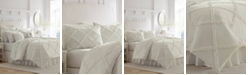 Laura Ashley Adelina White Duvet Set, King