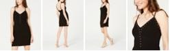 City Studios Juniors' Studded Bodycon Dress