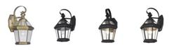 Livex Georgetown 1-Light Outdoor Wall Lantern