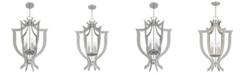 Livex Aldrich 5-Light Lantern Chandelier