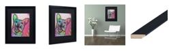 "Trademark Global Dean Russo 'Jack' Matted Framed Art - 16"" x 20"""