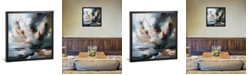 """iCanvas Heaven's Place by J.A Art Gallery-Wrapped Canvas Print - 26"""" x 26"""" x 0.75"""""""