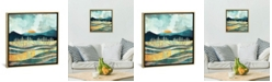 """iCanvas Late Summer by Spacefrog Designs Gallery-Wrapped Canvas Print - 18"""" x 18"""" x 0.75"""""""