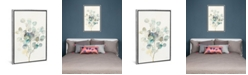"iCanvas Eucalyptus Iii by Danhui Nai Gallery-Wrapped Canvas Print - 40"" x 26"" x 0.75"""