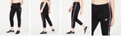 Nike Sportswear Printed-Stripe High-Rise Pants