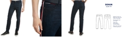 Tommy Hilfiger Men's Slim-Fit Tapered Stretch Richards Vintage Denim Jeans, Created for Macy's