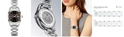 Longines Women's Swiss Conquest Classic Stainless Steel Bracelet Watch 30mm