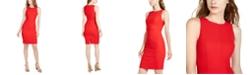 Trina Turk Rogue Sleeveless Sheath Dress